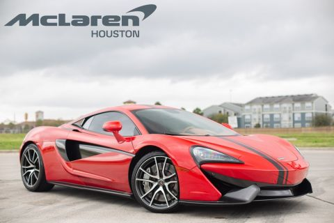 Certified Pre-Owned 2016 McLaren 570S  RWD 2dr Car