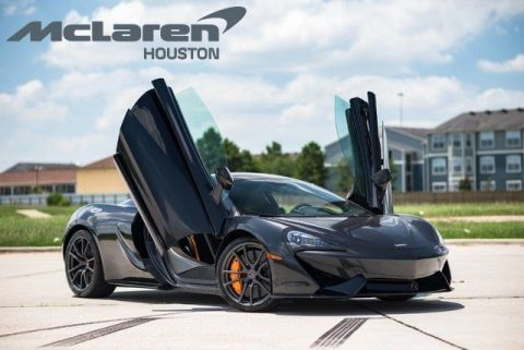 New 2018 McLaren 570S Coupe  RWD 2dr Car