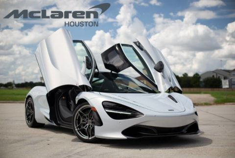 Certified Pre-Owned 2018 McLaren 720S Coupe in Houston #P0115 ...