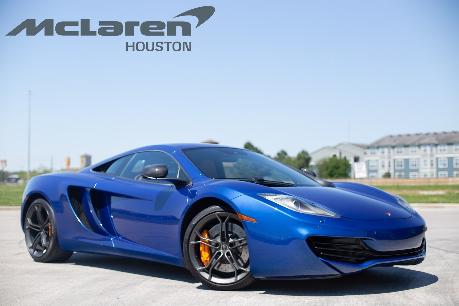 Pre-Owned 2012 McLaren MP4-12C