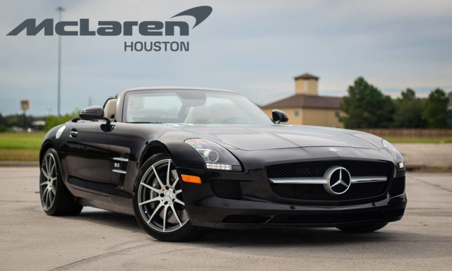 Pre Owned 2012 Mercedes Benz SLS AMG® SLS AMG®